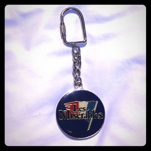 Les Miserables Vintage Key Chain